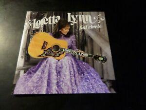 CD ALBUM - LORETTA LYNN - FULL CIRCLE