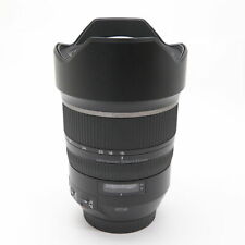 TAMRON SP 15-30mm F/2.8 Di VC USD/Model A012E (for Canon EF) -Near Mint- #295