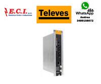 Televes 5806 Moduladore Analog Twin An / V - Pal Stereo