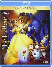 BLU RAY *** LA BELLE ET LA BETE *** Walt Disney N°36  ( Neuf sous blister )