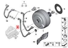 Genuine BMW Vacuum Hose 318i 320d 330i E90 E87 E88 34337577336