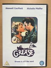 Maxwell Caulfied Michelle Pfeiffer GREASE 2 ~ 1982 Musical Sequel UK DVD