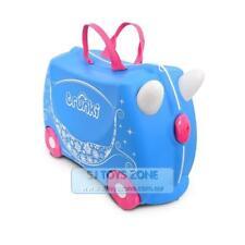 Trunki Ride - On Suitcase Princess Carriage Pearl Fun Kids Luggage Toy