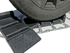 Snow Chains Tire Chains Ramps - Sno-Chain Ramps.