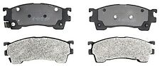 ACDelco 17D637M Front Semi Metallic Pads