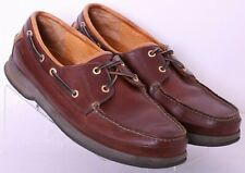 Sperry Top-Sider 0219444 Gold Cup Leather 2-Eye Boat Loafer Shoes Men's US 11.5M