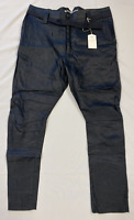 G-Star Raw Lyle Pants Trousers Jeans Ladies Blue Size Medium *REF86