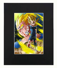 Dragon Ball Super Z Majin Vegeta Print Picture poster 8x10 U.S.Seller