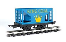 Bachmann Industries Li'L Big Haulers King Coal G-Scale Hopper Car, Large
