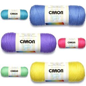 [BUY 10 GET 25% OFF] Caron Simply Soft Brites Yarn 170.1g