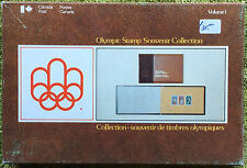 1975 OLYMPIC STAMPS SOUVENIR COLLECTION  Vol 1 - Thematic Collection 9 <<RARE>>