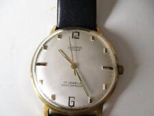 Armbanduhr Uhr ISOMA Anker automatic Shockproof 50er 60er Jahre