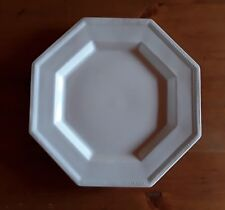 """JOHNSON BROTHERS """"HERITAGE WHITE"""" - Breakfast Plate / Salad Plate 7 3/4 Inch"""