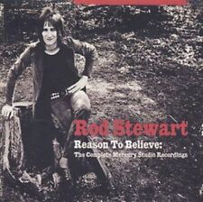 Rod Stewart Reason to Believe Complete Mercury Remastered 3 CD Digipak NEW