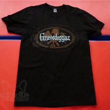 Vintage 1994 Gravediggaz 6 FEET DEEP WU-TANG hip hop De La Soul T-shirt reprint