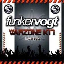FUNKER VOGT Warzone K 17 Live in Berlin 2CD 2009