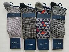 Cole Haan Mens Fashion Dress Socks Shoe Size 7-12 NWT