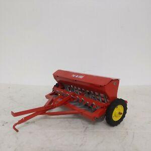 1/16 Tru Scale Pull Type Grain Drill Repaint