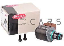 DELPHI 9109-903 Druckregelventil ZME IMV + Schrauben Dichtung DACIA FORD RENAULT