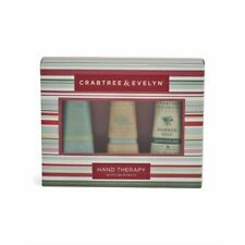 Crabtree & Evelyn Hand Therapy 3 Piece Gift Set - Brand New in Box