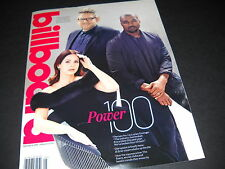 LANA DEL REY Lucian Grainge KANYE WEST 2015 BB music cover PROMO DISPLAY AD mint