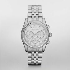 Michael Kors Watch, MK5555, Stainless Steel, 38mm Case, 10 ATM WR RRP$399