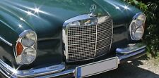 4X RETROFIT HEADLIGHTS US Mercedes Benz W108 W109 W111 With EU - E Marks