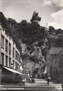 Graz, Steiermark, Schlossbergsteig glum 1930? G4509