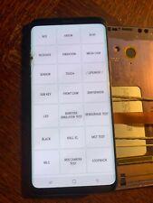Ecran LCD SAMSUNG GALAXY S9+ G965 - vitre cassée + défaut - S9+7
