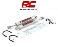 Chevrolet GMC Ford Dodge Rough Country Dual N3 Steering Stabilizer Kit [8735630]