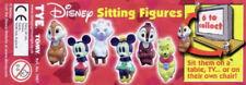 Tomy UK Minifigures - DIsney - Sitting Figures Series - Choose a character!