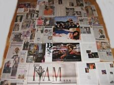 BEYONCE clippings / cuttings UK newspapers magazines