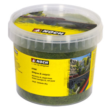 NOCH – Wild Grass XL Bright Green, 12mm 80g Bucket