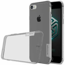 Black Nillkin nature clear back case for Apple iphone 6