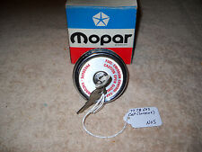 NOS Mopar 1977-1978 Cordoba Charger Magnum C-Body Locking Gas Cap
