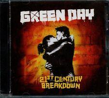 GREEN DAY - 21st Century Breakdown - CD Album