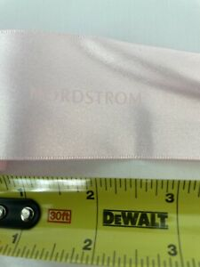 """Authentic Nordstrom Pink Ribbon 36"""" x 1 7/8"""""""