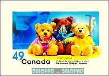 CANADA 2004 CANADIAN MONTREAL CHILDREN HOSPITAL FV FACE 49 CENT RARE MNH STAMP