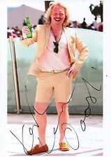 KEITH LEMON - Signed 12x8 Photograph - CELEBRITY JUICE