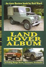Book - Land Rover Album -  Series I II III 90 110 Defender Range - Auto Review