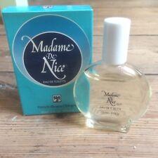 Parfum MADAME DE NICE, French Riviera Cologne, Eau de Toilette 30ml / Ancien