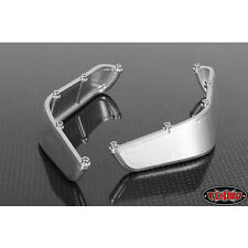 RC4WD ALUMINUM TUBE FRONT FENDER FOR AXIAL JEEP RUBICON (SILVER) Z-S1154