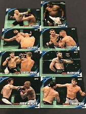 Topps Ufc 8 Card Lot /149 Conor McGregor GSP 2019 Knockout