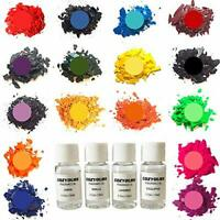 Candle Wax Dye Flakes & Fragrance Oils for Candle Making 16 Colors 4 Scents