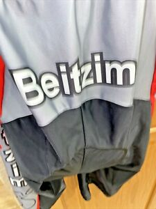 BEITZIM  Cycling Mens SZ LARGE One Piece Skin Suit BBC