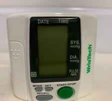 WrisTech Digital Blood Pressure Wrist Cuff  HL-168 Monitor