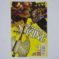 Doctor Strange #1 Marvel Comics 2015