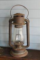 Rare Antique - Defiance Kerosene Lantern