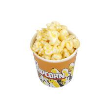 1/6 Barbie Blythe Dollhouse Miniature A Bucket of Popcorn Toy EC