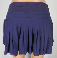 NEW LULULEMON Circuit Breaker Skirt REG 2 4 6 8 10 12 Twilight Blue Run Train